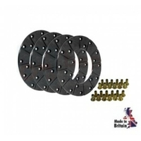 10-913  Kit de garniture de disque de frein (4 garnitures avec rivets) OEM3069460R91