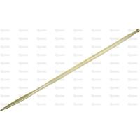 21-323  Dent de fourche   Droite 1,400mm, Filetage: M20 x 1.5