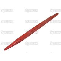 21-022  Dent de fourche   Droite 760mm