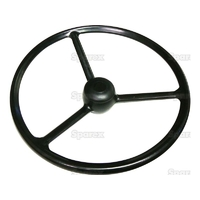 9-230  Steering Wheel with Cap