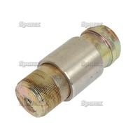 9-359 Axe et bague pivot central d'essieu avant
