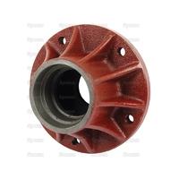 9-574 Moyeu roue avant nu
