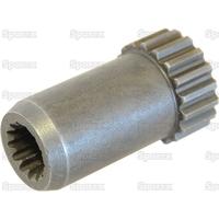 11-0991 Hydraulic coupling