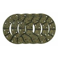 Jeu de garnitures de frein  3134669R2  Ø 178 mm, avec rivets épaisseur 5 mm