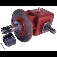 Différence Boîtes d'engrenage Comer  Puissance   60.1 - 64.9 ( HP  ou CV) soit   44.2 - 47.8 (kW)
