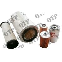 Kit de Filtres pour Zetor  Types : 9540