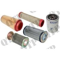Kit de Filtres pour  Massey Ferguson Types : 4215, 4220, 4225, 4235, 4240