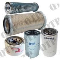 Kit de Filtres pour Massey Ferguson Types : 3115, 3080, 3085, 3090, 3095, 3120