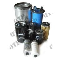 Kit de Filtres pour  Ford New Holland Types :TM120