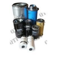 Kit de Filtres pour  Ford New Holland Types :TM120, TM125