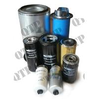 Kit de Filtres pour  Ford New Holland Types :TM130, TM140