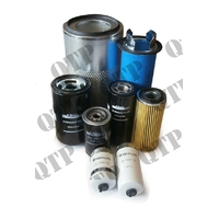 Kit de Filtres pour  Ford New Holland Types :M135, M160