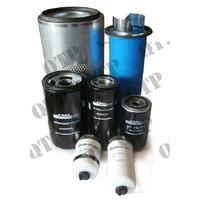 Kit de Filtres pour  Ford New Holland Types :TM165, TM175