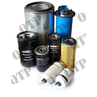 Kit de Filtres pour  Ford New Holland Types :8160, 8260, 8360, 8560