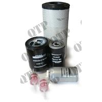 Kit de Filtres pour  Ford New Holland Types :TL90 A, TL100 A, TL70 A, TL80 A