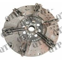 Mécanisme d'embrayage double 300mm 6 doigts, disque interne