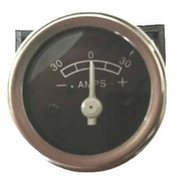 14-073 Ampèremètre - Pour trou de 41mm - (+30 à -30 ampères) OEM2757182 OEM36047 OEM827055M1