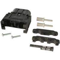 Connecteur de batt. mâle 25mm² - 100 A - 150 V