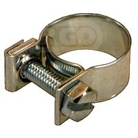 Colliers de serrages 12-15 mm (50 pièces)