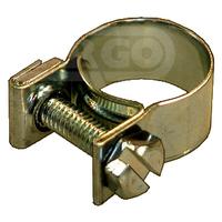 Colliers de serrages 11-14 mm (50 pièces)