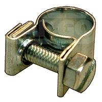 Colliers de serrages 7-9 mm (50 pièces)