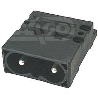 Connecteur de batterie Mâle - 80 A - 150 V