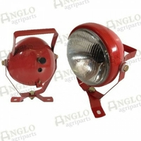 14-123 Lampe Charrue - Rouge - Massey Ferguson OEM1678582M911 OEM1678582M92...