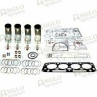 12-14S Kit de révision de moteur - AD4.203 - Revêtement semi fini en fonte OEMB30107S