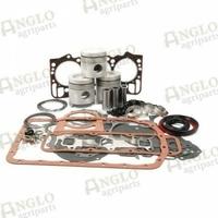 12-244 Kit de révision de moteur - Ford 4000 - Moins de revêtements