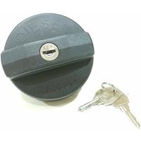 12-360 Bouchon d'essence - Verrouillage - c / w 2 clés OEM226384A1 OEM277106A1...