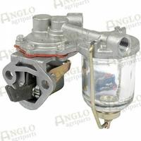 12-322 Pompe à essence - Montage à 2 boulons - Avec coupelle en verre OEM2641406 OEM2641408...