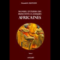 Manuel d'études des Humanités Classiques Africaines