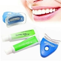 Gratuit ! LED Light Blanchiment Des Dents ! Gel Blanchissant