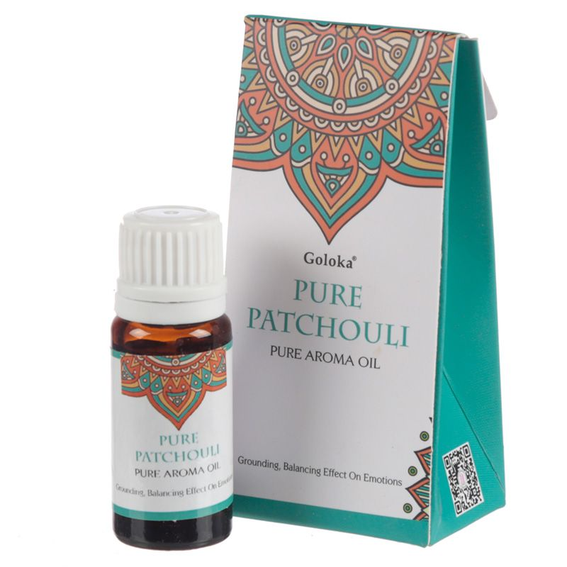 Patchouli - Huile aromatique 100% naturelle