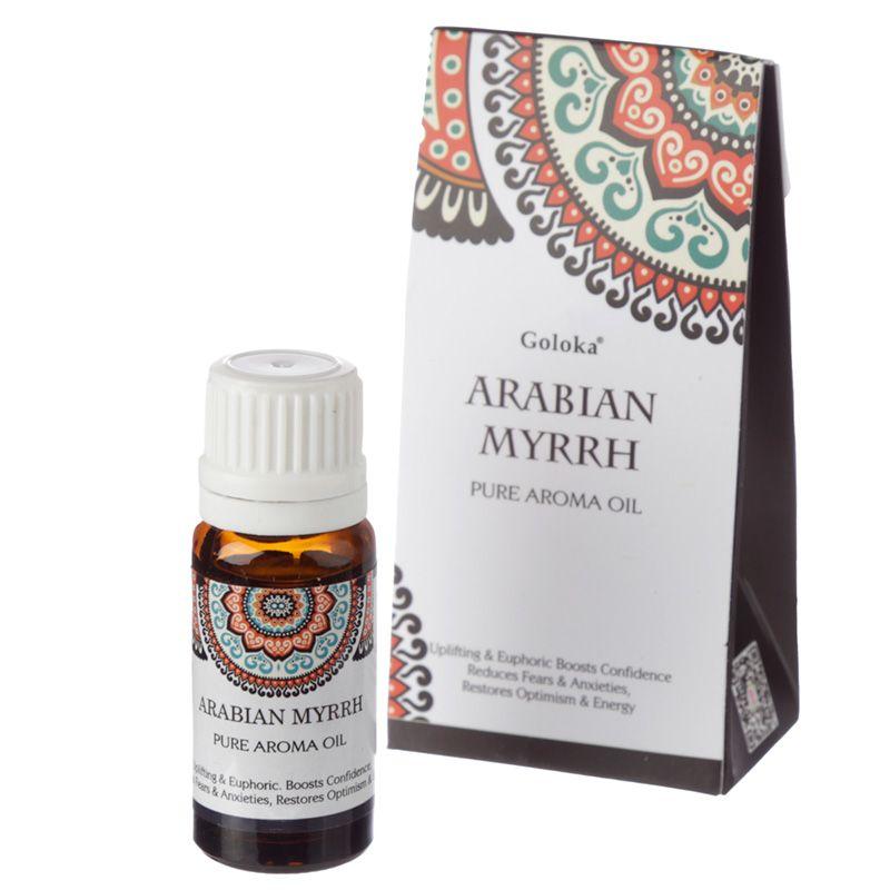 Myrrhe Arabe - Huile aromatique 100% naturelle