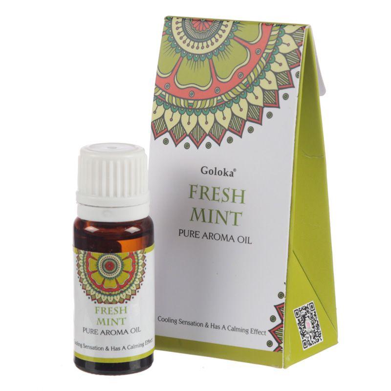 Menthe Fraîche - Huile aromatique 100% naturelle