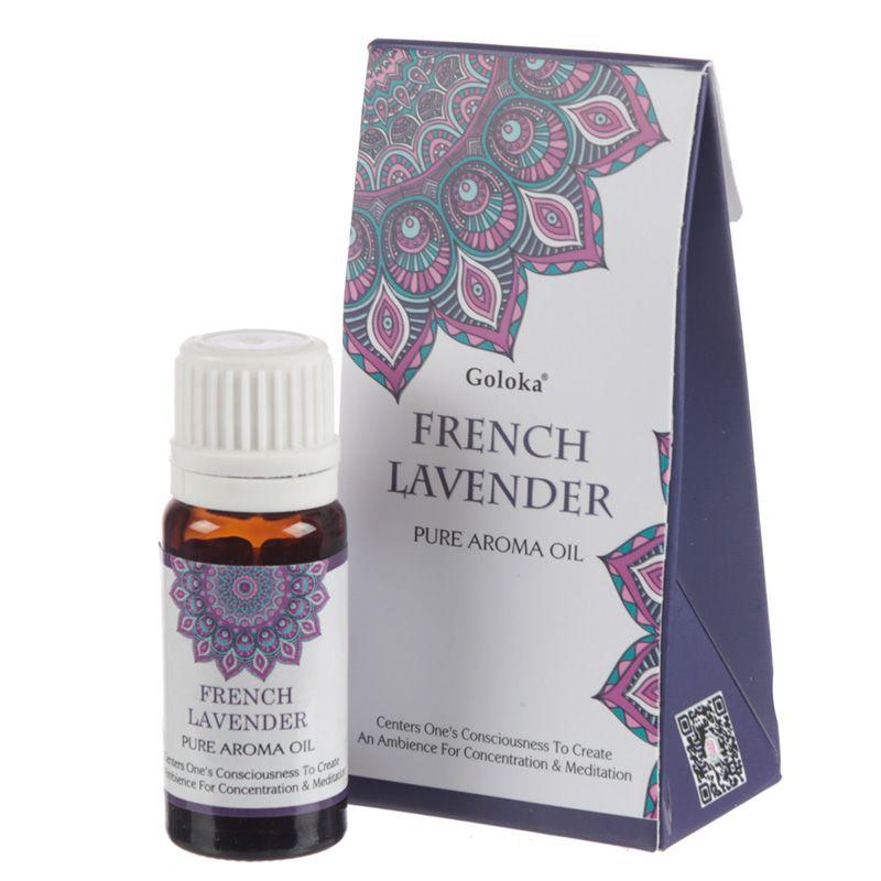 Lavande Française - Huile aromatique 100% naturelle