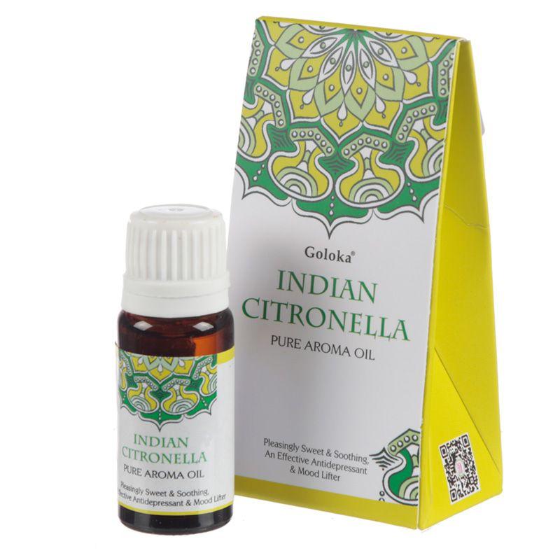 Citronnelle Indienne - Huile aromatique 100% naturelle
