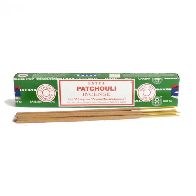 Bâtons d\'encens naturels Patchouli