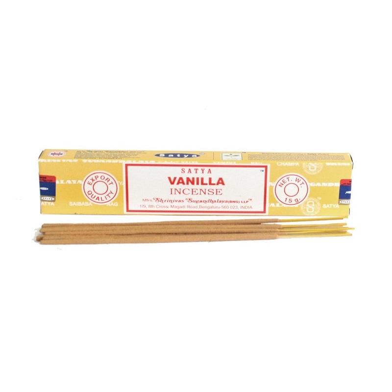 Bâtons d\'encens naturels Vanille