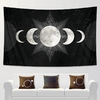 tenture murale cycles lune