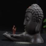 porte-encens refoulement bouddha