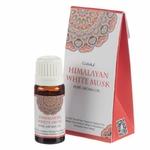 musc blanc de l'himalaya