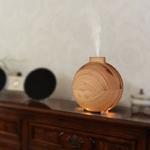 diffuseur grain de bois sphère