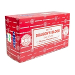 encens naturel indien sang de dragon