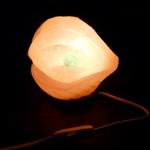 lampe cristaux de sel