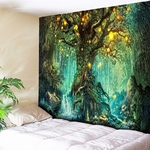 tenture tapisserie murale zen