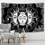 tapisserie murale décorative zen
