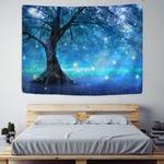 tapisserie décorative arbre de vie