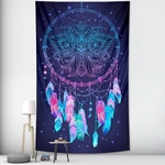 tenture tapisserie murale attrape-rêves